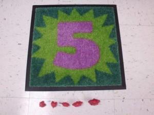 Carpet Numbers 2
