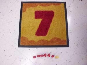 Carpet Numbers 4