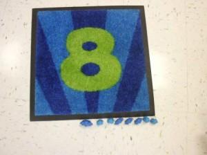 Carpet Numbers 5