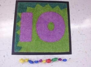 Carpet Numbers 6