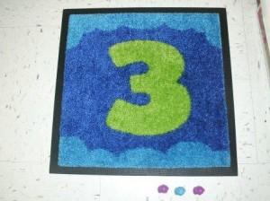 Carpet Numbers 7