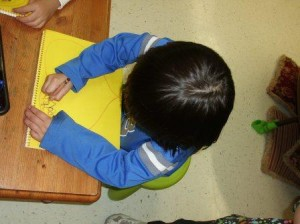 Writing Hearts 7