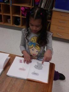 Reading Elephant & Piggie 4
