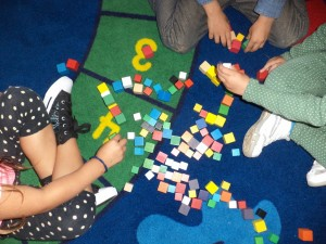 Exploring with Cubes 2