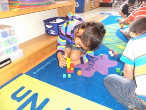 Exploring with Cubes 4