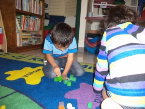 Exploring with Cubes 5