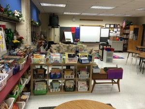 Day Before Kids From Reading Corner
